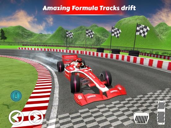 Formula Car Speed Drift Stunt screenshot 5