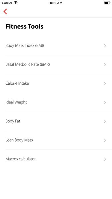 Voltage Fitness & Nutrition screenshot 2