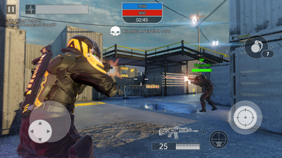 Screenshot of Afterpulse - Elite Army2