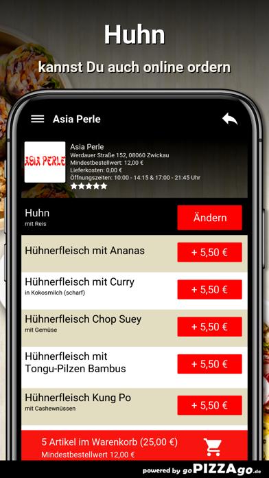 Asia Perle Zwickau screenshot 5