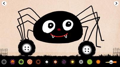 ハロウィーンの車の子供のゲーム(フル):モンスタートラック。のおすすめ画像4