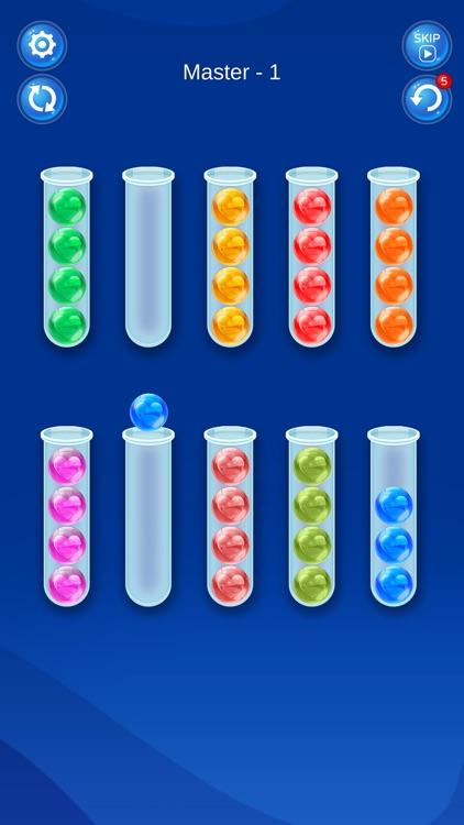 Bubble Sort Puzzle 2021 screenshot-3