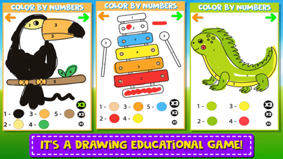 Color And Number screenshot 3