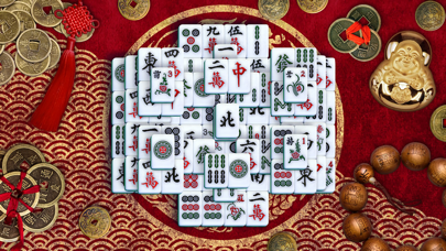 Pure Mahjong screenshot 1