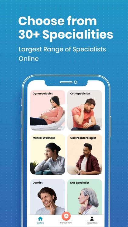MFine - Consult Doctors Online screenshot-3
