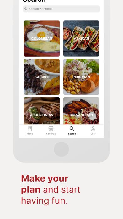 Kantina: Meal Plan OrderScreenshot of 5