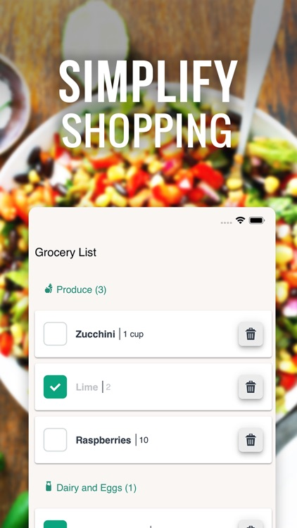 Vegan Meal Plan & Food Recipes screenshot-4