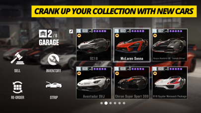 CSR 2 Multiplayer Racing Game Screenshot