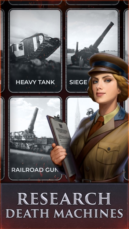 Supremacy 1 – World War I