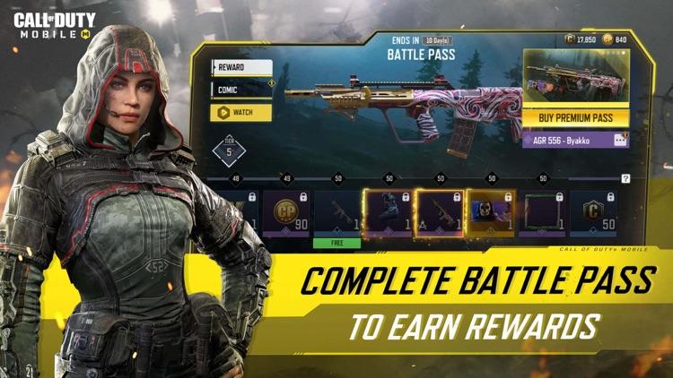 Call of Duty®: Mobile - Garena screenshot-6