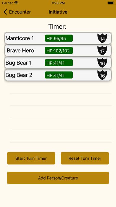 Dungeon Master Toolbox screenshot 5