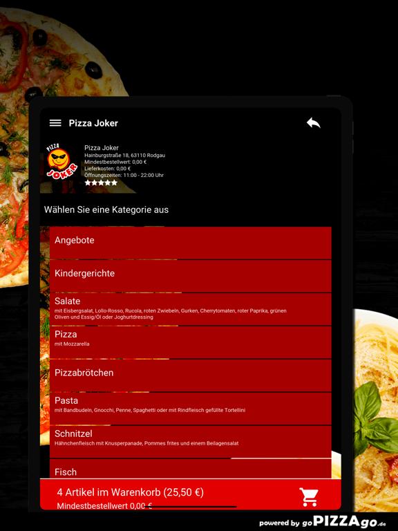 Pizza Joker Rodgau screenshot 8