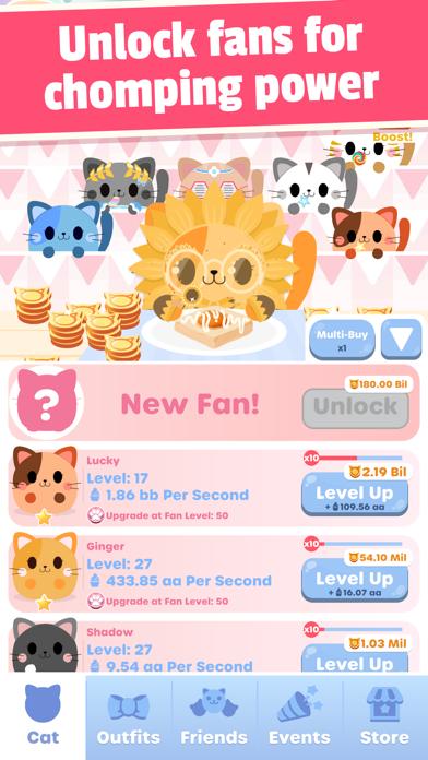 Greedy Cats: Kitty Clicker screenshot 3