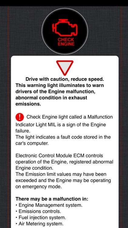 KIA Warning Lights Meaning