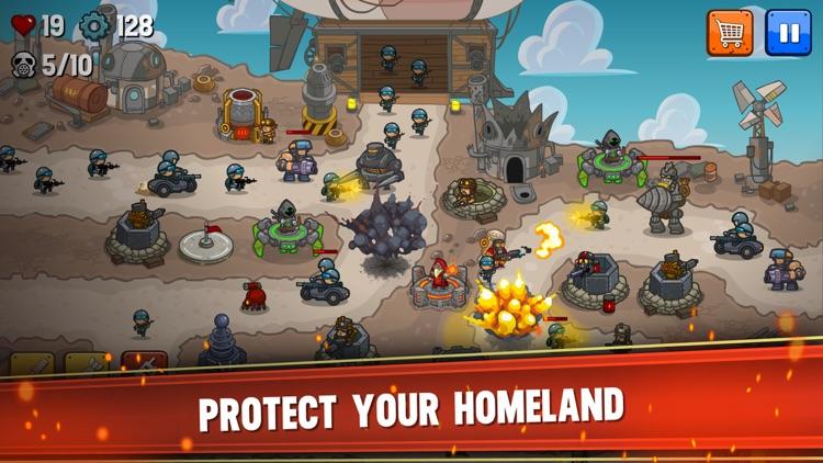Modern Islands Defense