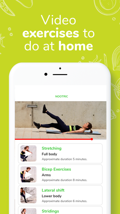 Nootric - Weight loss plansScreenshot of 7