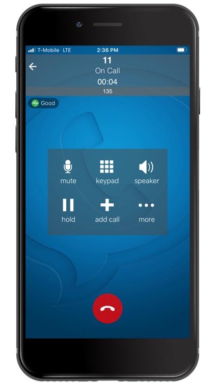 Servpac Inc VoIP Softphone screenshot-4