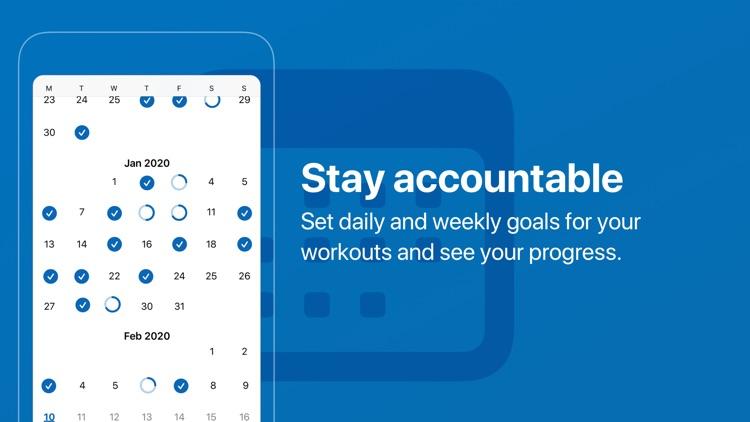 Fit Body Workout Companion® screenshot-4