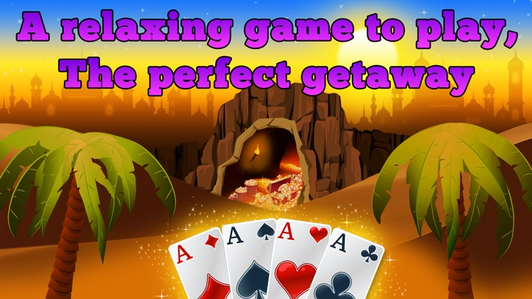 Forty Thieves Solitaire Gold screenshot-4