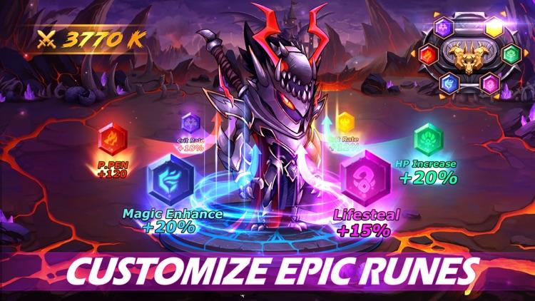 Runelords Arena screenshot-3
