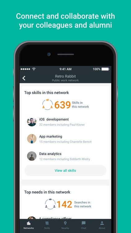Kalido: the opportunity app screenshot-3