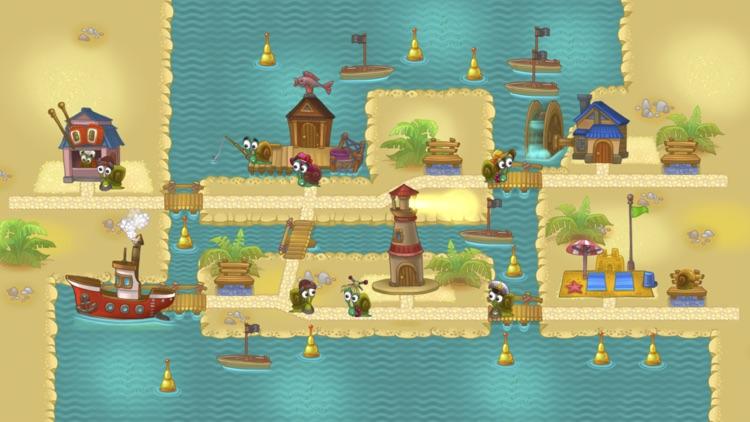 Snail Bob 3: Beyond The Sky screenshot-6