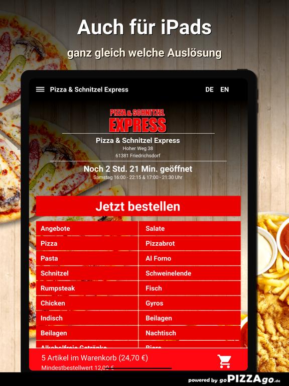 Pizza Express Friedrichsdorf screenshot 7