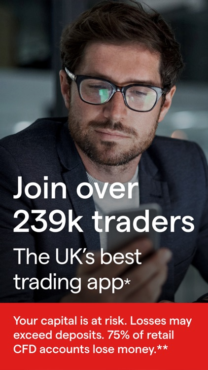 IG Trading Platform screenshot-0