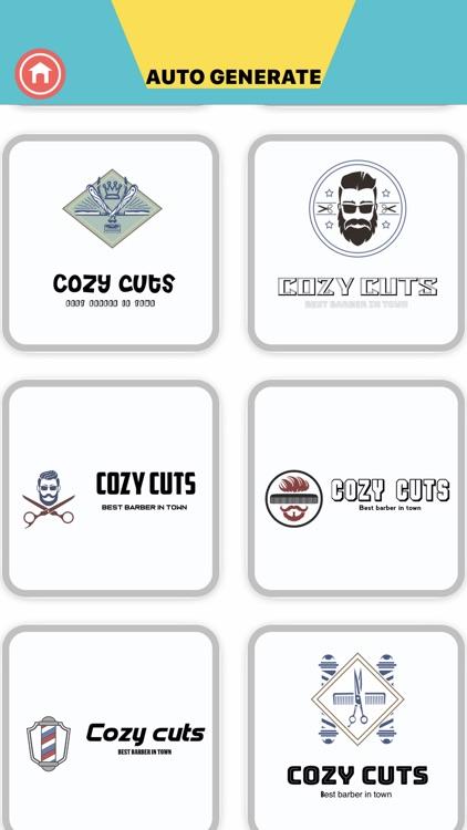 Logo Maker* screenshot-6