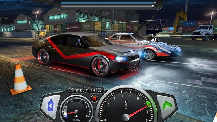 Top Speed: Drag & Fast Racing screenshot-0