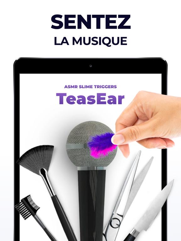 TeasEar: Slime Simulateur ASMR