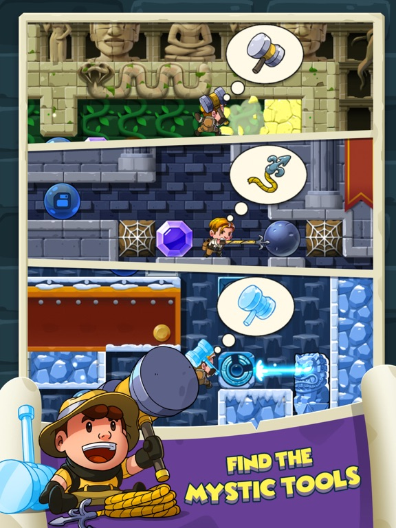 Diamond Quest: The Lost Temple screenshot 12