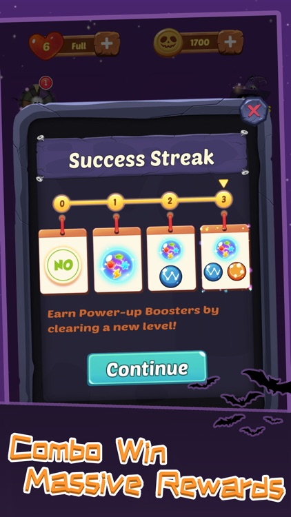 Bubble Town Halloween screenshot-5