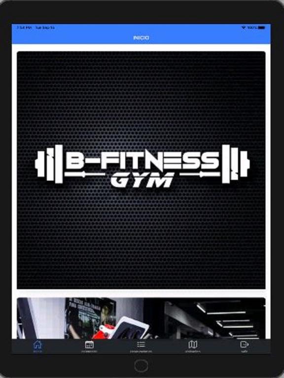 B-fitnessGym screenshot 7