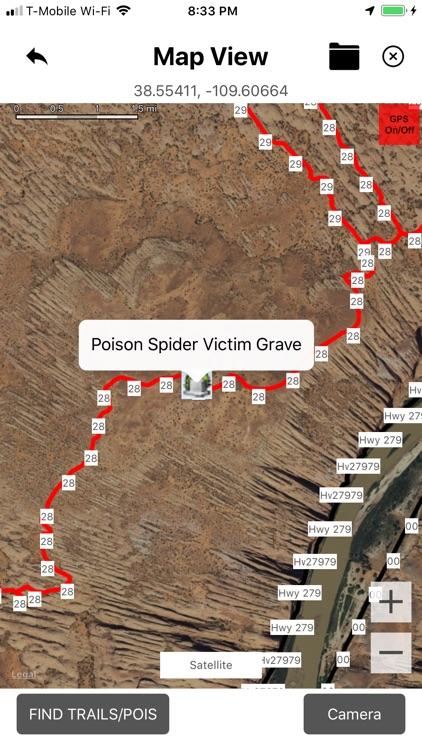 Moab ATV Jeep Trails screenshot-8