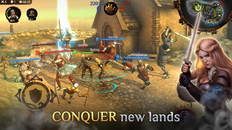 I, Viking: Valhalla Path screenshot-3