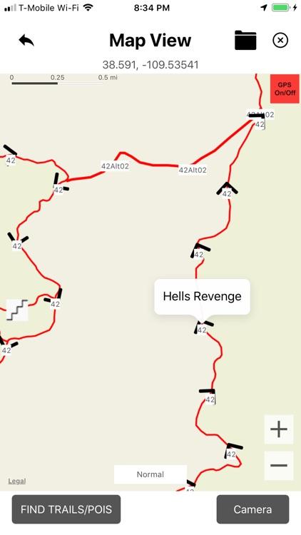 Moab ATV Jeep Trails screenshot-3