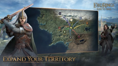 The Lord of the Rings: War screenshot 5