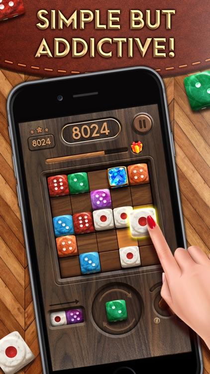 Merge Dice: Block Puzzle Jewel screenshot-5