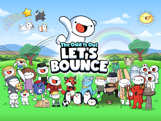 iPad Image of TheOdd1sOut: Let's Bounce