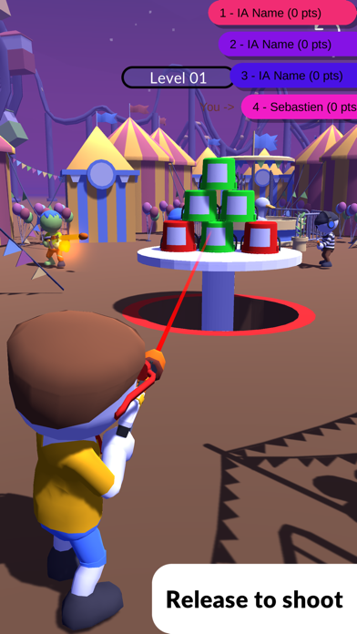 Shoot Out 3D! screenshot #4