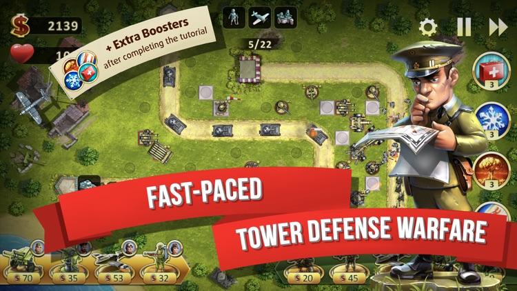 Toy Defense 2 — Tower Defense screenshot-0