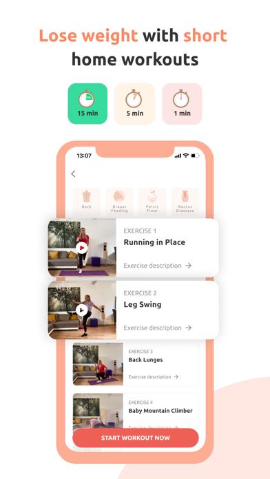 MomClub: Fitness & Nutritionのおすすめ画像2