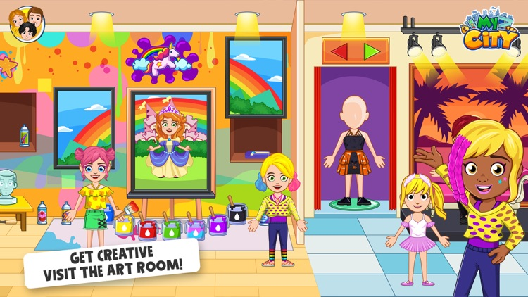 My City : Kids Club House screenshot-3