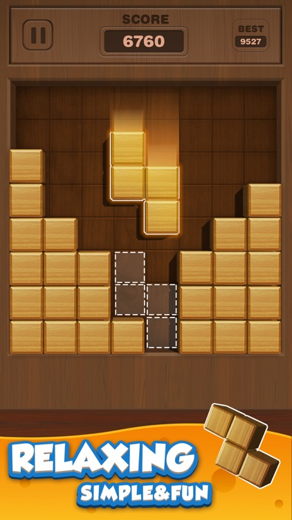 Wood Puzzle 3D screenshot-2