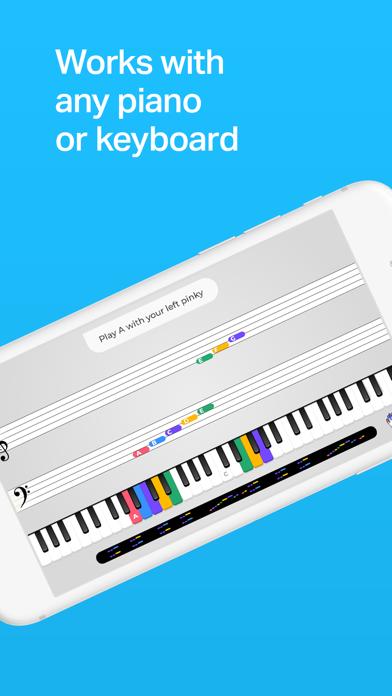 Piano by Yousician Screenshot