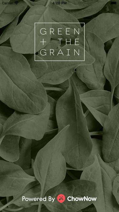 Green + The GrainScreenshot of 1