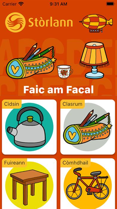Faic am Facal screenshot 1
