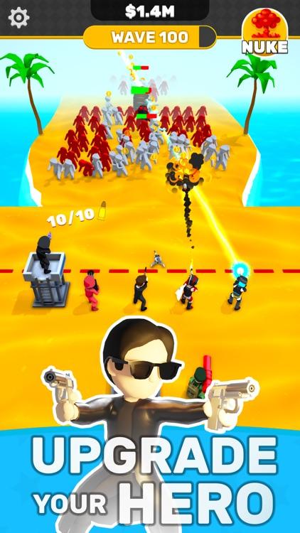 Idle Army screenshot-3