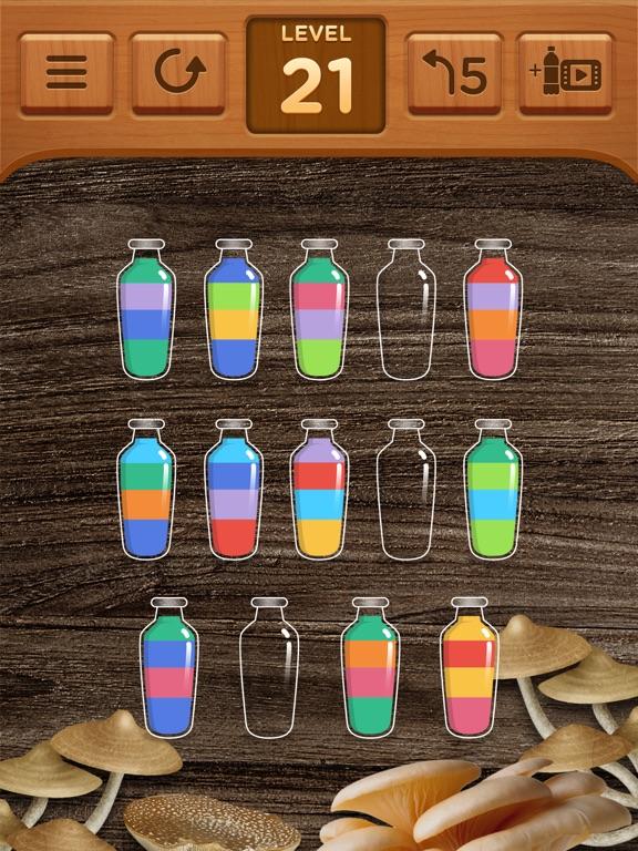 Liquid Sort Puzzle- Water Sort screenshot 12